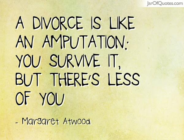 Divorce Quotes Magnificent 82 Sad Divorce Quotes And Sayings About Broken Marriage  Parryz