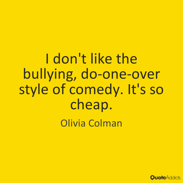 Famous Bullying Quotes: 86 Famous Bullied Quotes And Sayings About Being Bullying