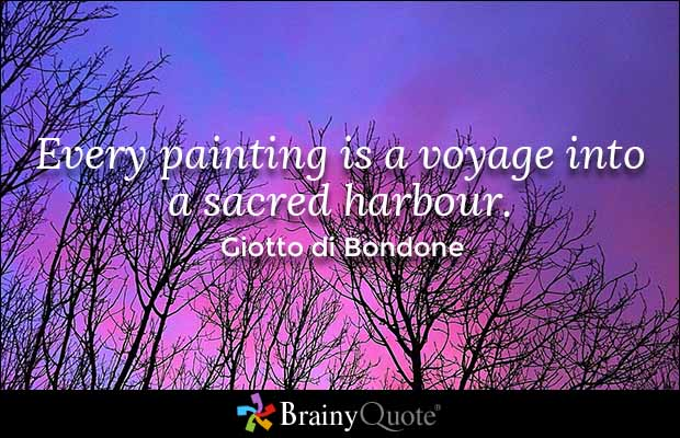 Quotes About Painting Awesome 56 Fascinating Painting Quotes And Sayings About Paint  Parryz