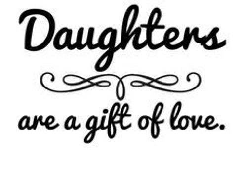 4 Daughter Quotes And Quotations Parryz
