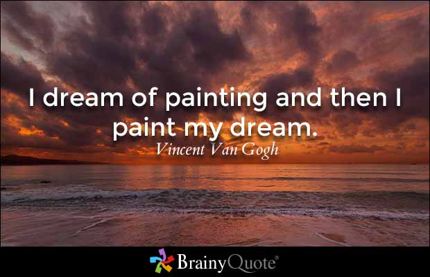 quote paintings in essay