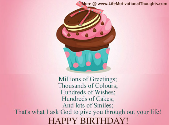 37 Best Birthday Quotes And Wishes Parryz – Birthday Greetings Quotes