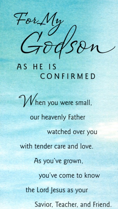 41 Precious Godson Quotes From Godmother & Godfather ...