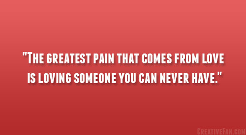 47 Saddest Love Quotes and Sayings That Makes You Depressed ...