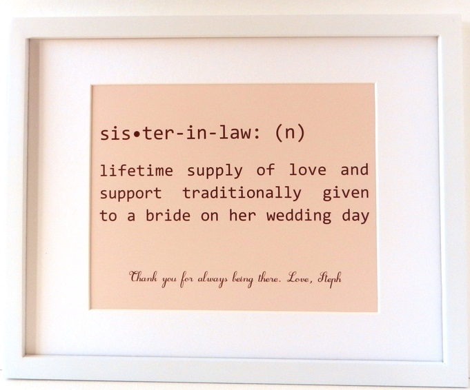 51 Amazing Sister In Law Quotes and Sayings - Parryz.com