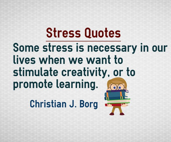 stress as a part of our life Values are what bring distinction to your life you don't find them, you choose them and when you do,  how to add unnecessary stress to your life.