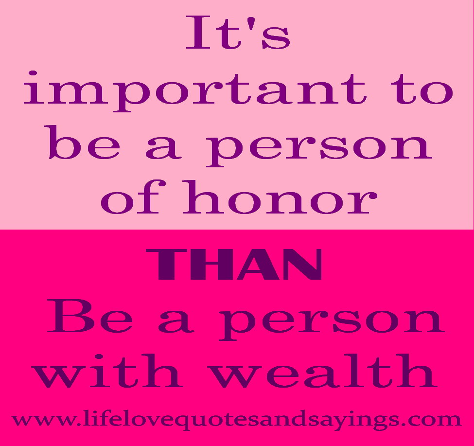 Quotes Respect 50 Greatest Honor Quotes About Respect And Integrity  Parryz