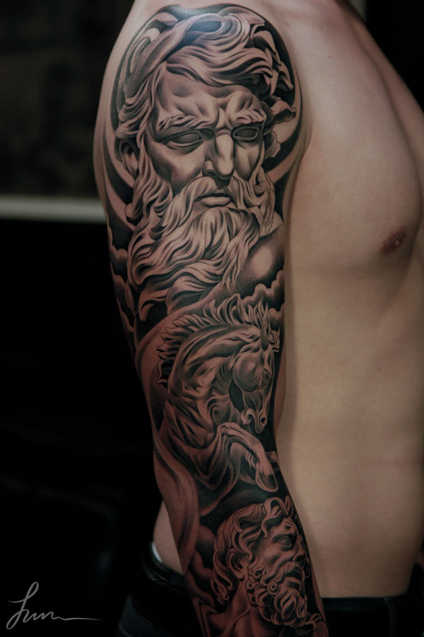 51 Outstanding 3d Tattoos Designs That You Can T Imagine