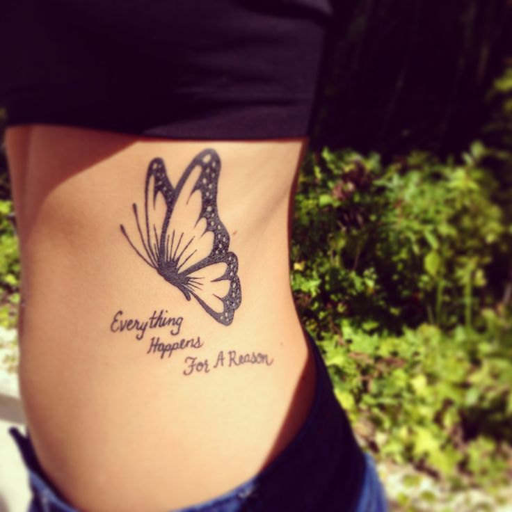 58 Mind Blowing Butterfly Tattoos Designs And Ideas
