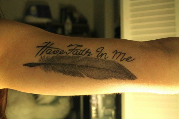 51 Spectacular Feather Tattoos Designs That Will Enhance Your Beauty Parryz Com