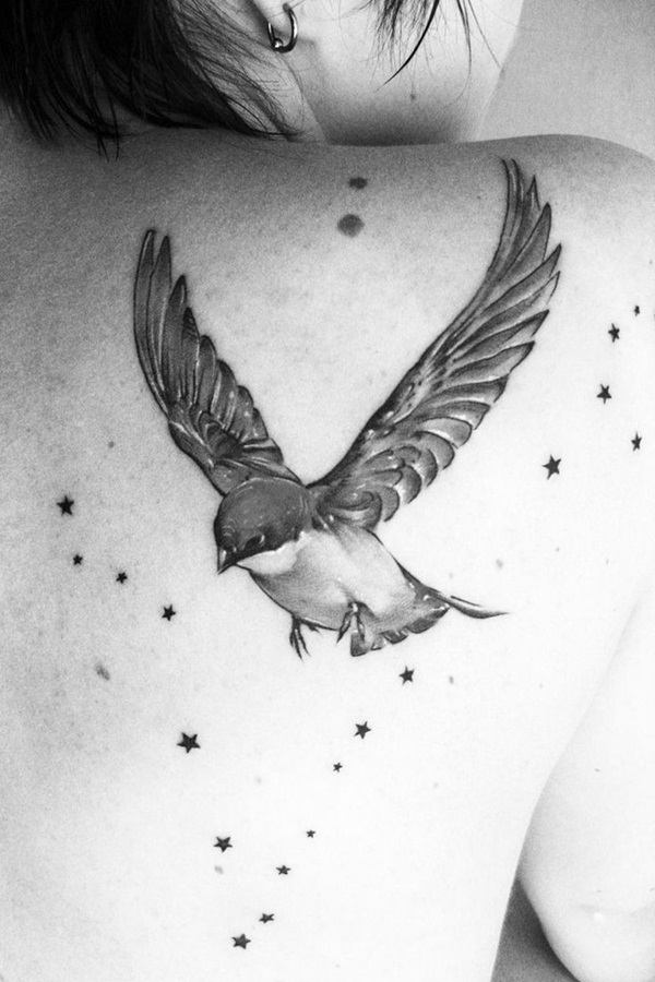 45 Coolest Bird Tattoos Designs and Ideas That Will Amaze You ...