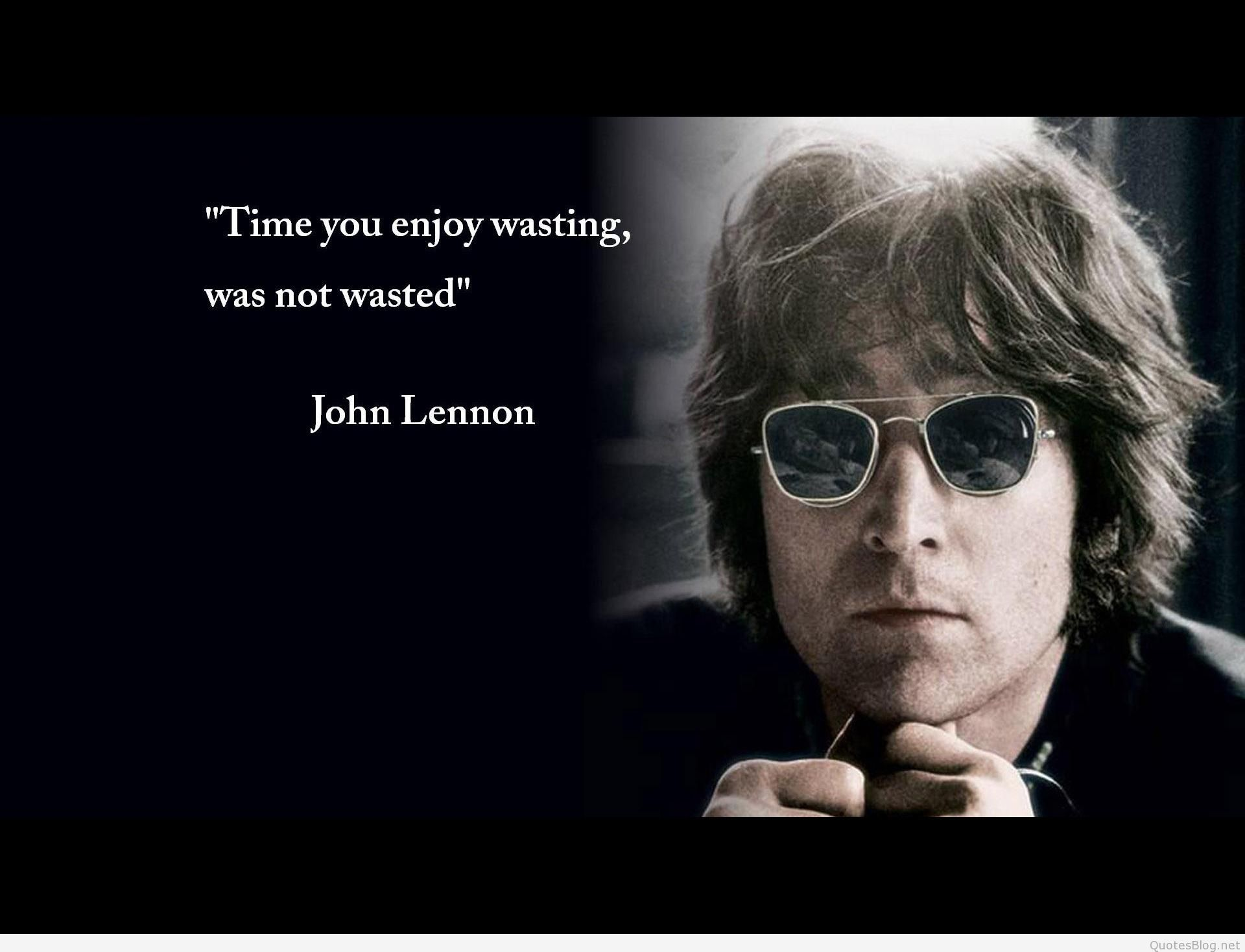 Incredible John Lennon Quotes Parryz