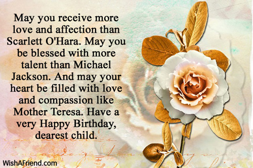50 Fabulous Birthday Greeting and Beautiful Quotes Collection – Birthday Greeting for Her