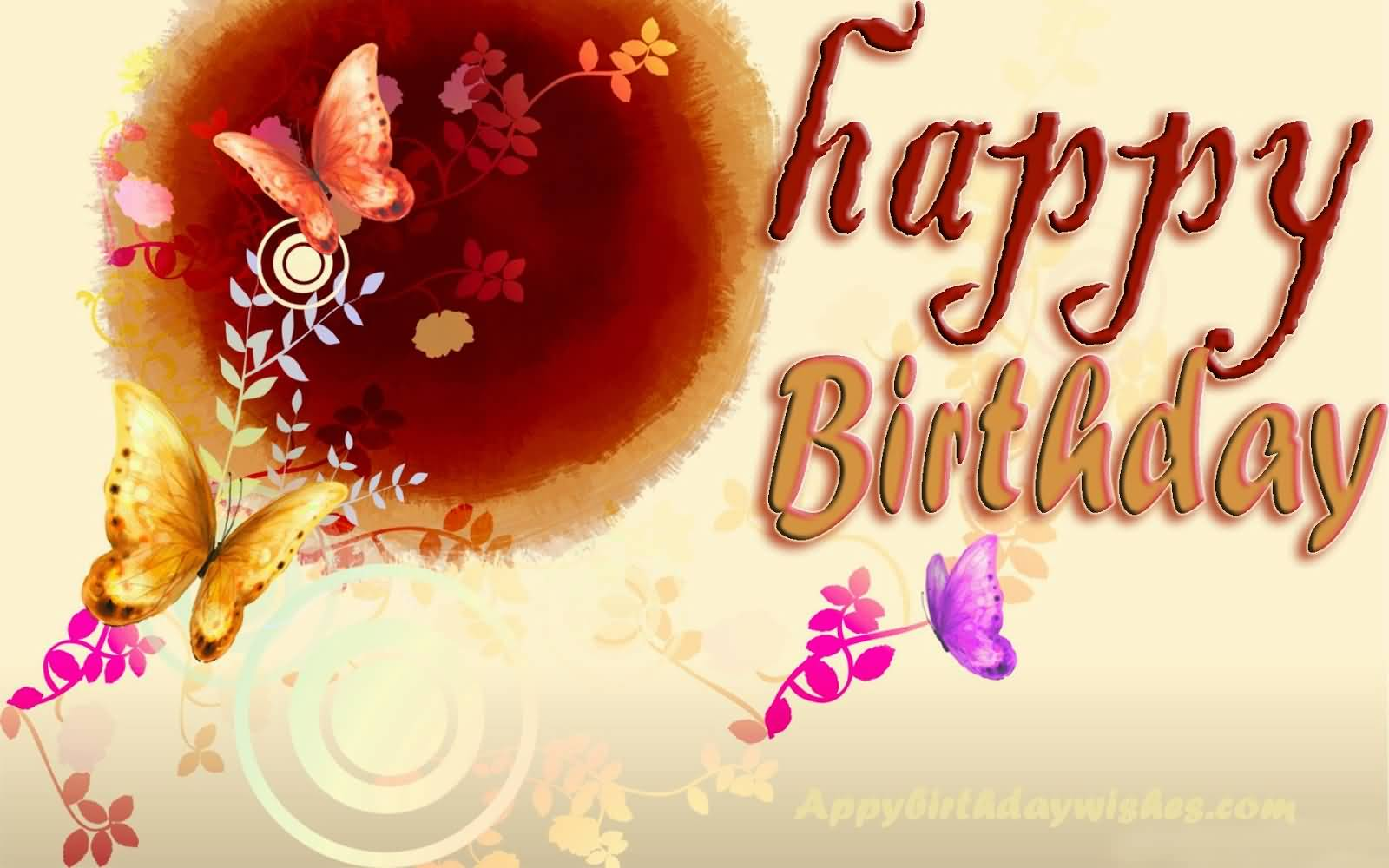 66 Latest Birthday Wishes And Greetings Collection Parryz