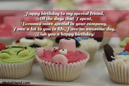 41 Mind Blowing Happy Birthday Greetings For Someone Special – Special Happy Birthday Greetings