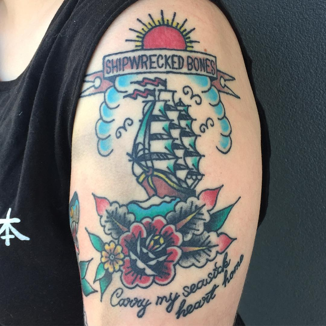 Nautical tattoo quotes - managementdynamics.info