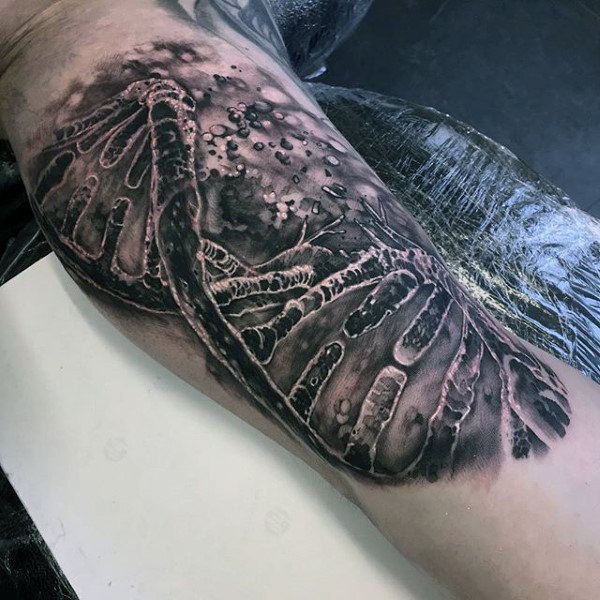 69 Great Life Death Tattoo Designs Made With Classy Touch - Parryz.com