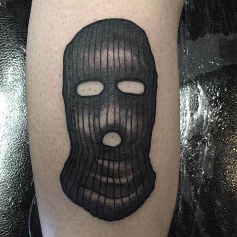 34 great ski mask tattoo designs and ideas collections
