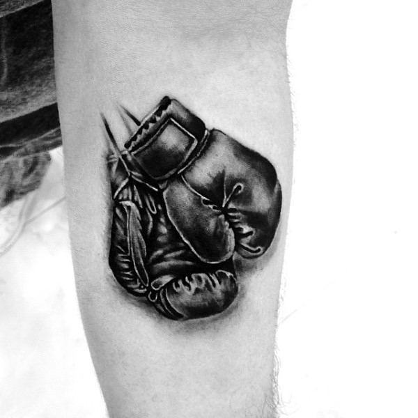 43 Impressive Boxing Gloves Tattoo Designs That Never Seen Before Parryz Com