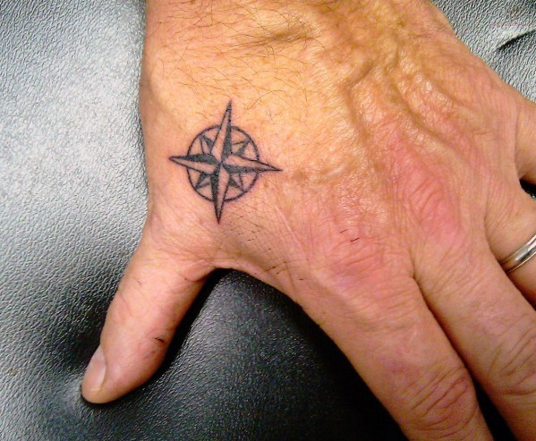 93 Impressive Simple Hand Tattoos Designs Inked On Your Hand