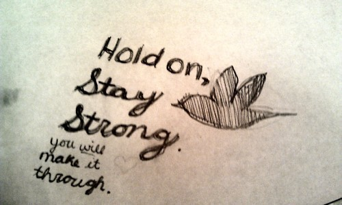 Brilliant Stay Strong Quotes & Sayings - Parryz.com