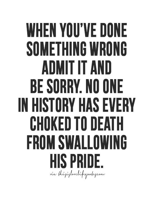 103 Interesting Sorry Quotes And Sayings About Apologize ...