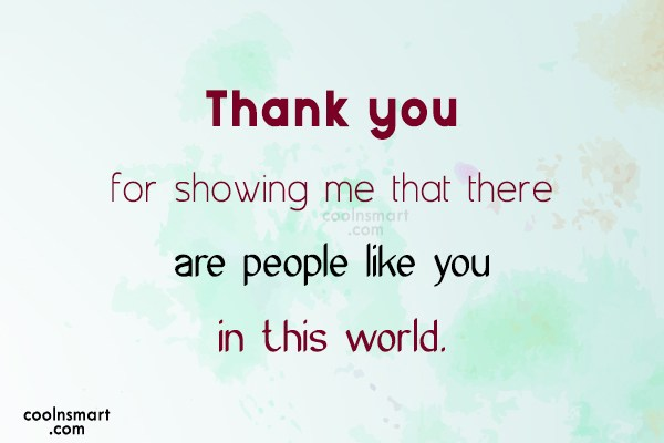 64 Amazing Thank You Quotes & Sayings Collections - Parryz.com