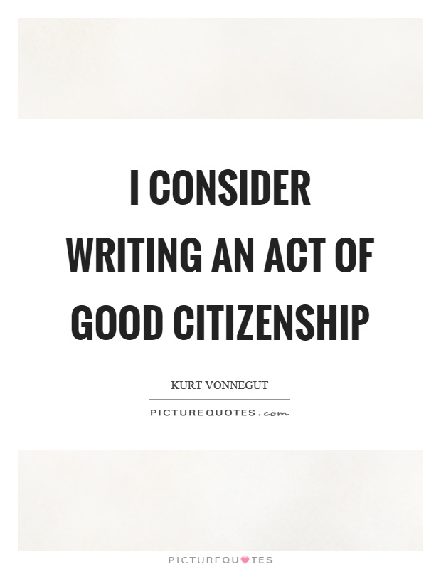 Citizenship Quotes Cool Good Citizenship Quotes  Parryz
