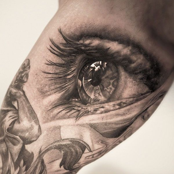 79 Most Realistic Tattoos Designs And Ideas That Will