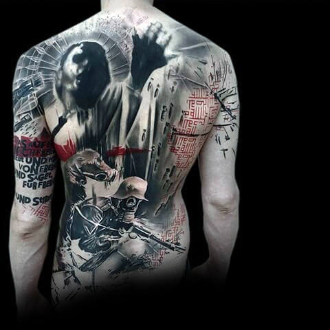 Trendy Tattoo Ideas Trash Polka Tattoos Best Designs And For Men Women