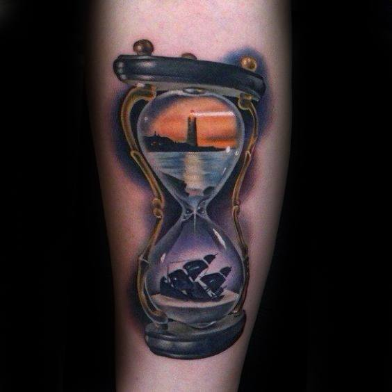 Famous sinking ship tattoo for Sinking ship tattoo