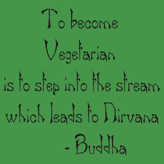43 Great Vegetarian Quotes And Quotations About Vegetarian