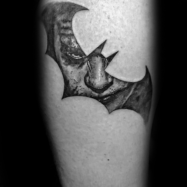 190 Best Batman Tattoos For Everyone