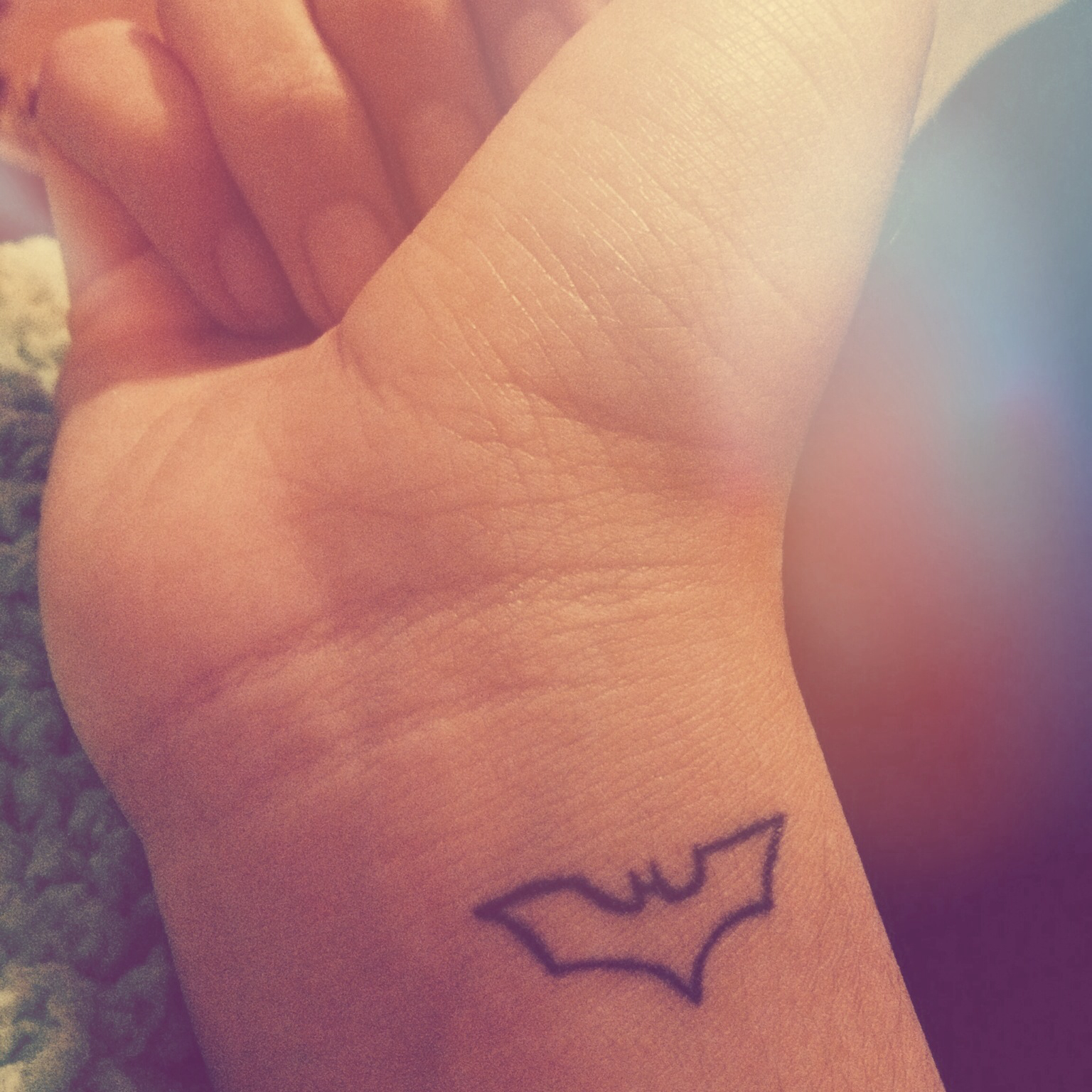 Batman Tattoo 147