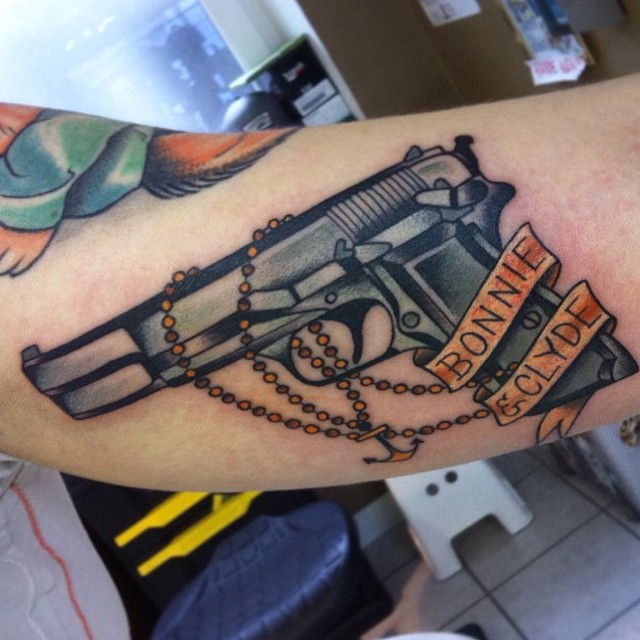 185 Gangster Tattoos For Classy And Thug Peoples Parryz Com