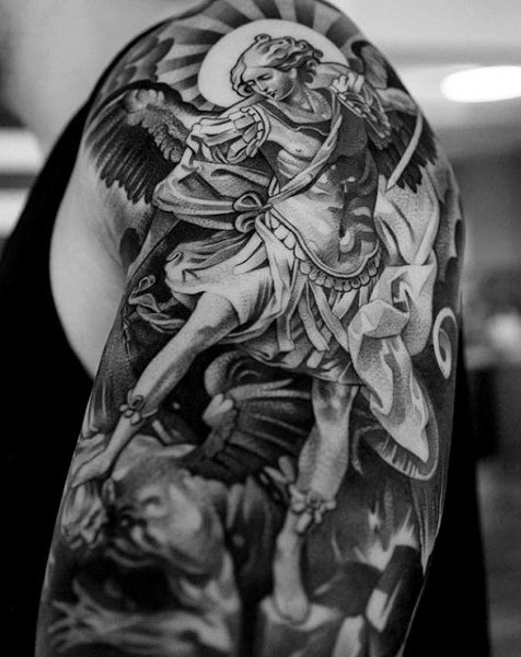 Guardian Angel Tattoo 119 Parryz Com