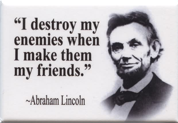 Here You Will Find Popular Collection Of Abraham Lincoln Quotes On  Successful Life