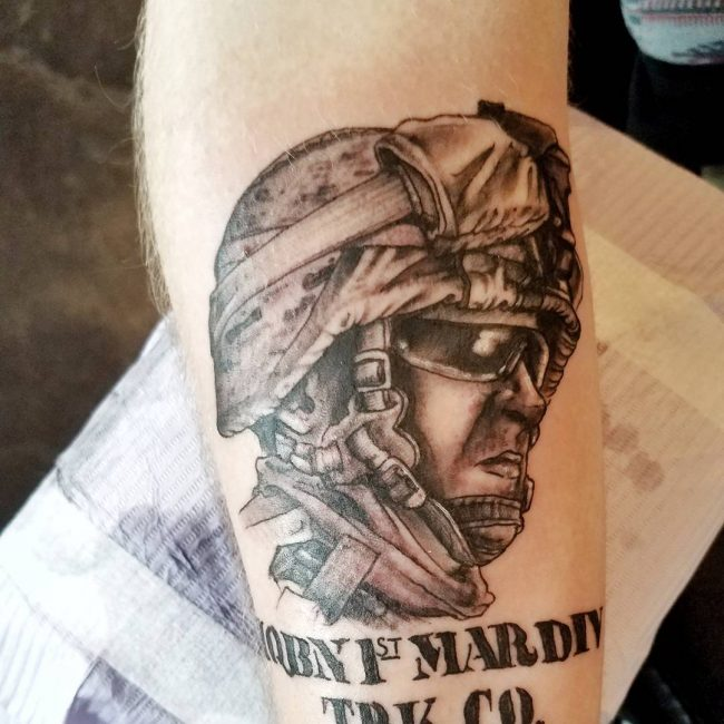 236 awesome selected tattoos for army tattoos for Army tattoo regulations 2017