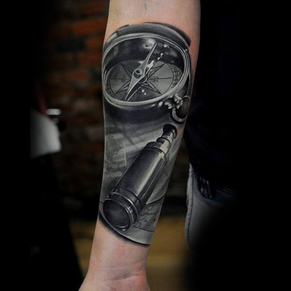 114 selected black and white ink tattoos for everyone parryz gumiabroncs Gallery