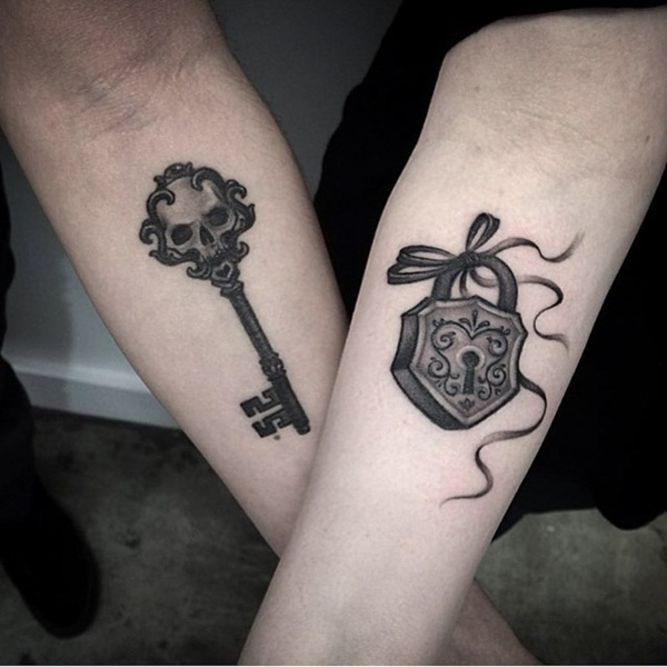 185 Selected Fantastic Relationship Tattoos For Sweet Couples Parryz Com