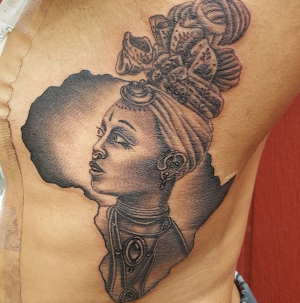 Top 257 Best African Tattoo Designs And Ideas Parryz