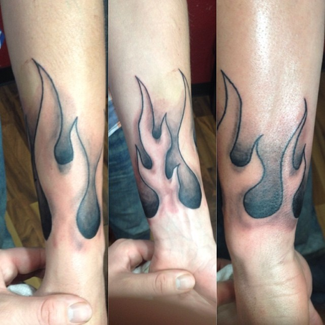 Flame Tattoos Designs Ideas And Meaning: 216 Classic Fire Tattoos Designs