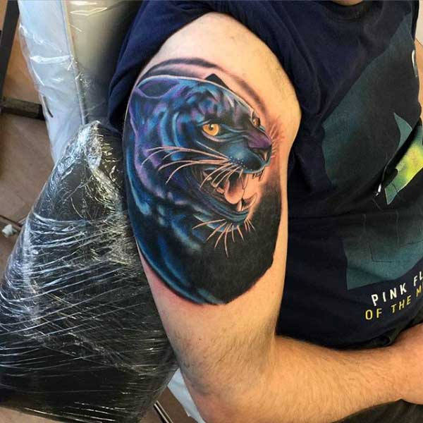 250 Selected Panther Tattoos Collection Parryzcom