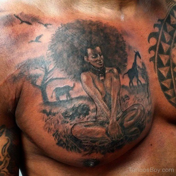 45 Japanese Tattoos With A Culture Of Their Own: Top 45 African Tattoo Ideas & Their Meanings