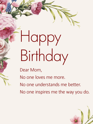 96 best mother birthday greeting quotes with pictures parryz best birthday wishes poems free birthday greetings cards for mom with beautiful designs and lots of smile feel free to share these quotes for awesome m4hsunfo