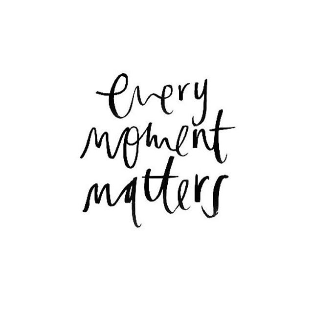 Short Inspirational Life Quotes About Every Moment Matters ...