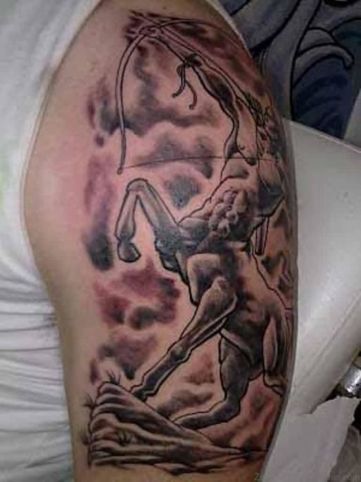 89 Interesting Sagittarius Tattoos With Powerful Meanings Parryz Com