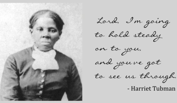 Talk With God Quote By Harriet Tubman - Parryz.com